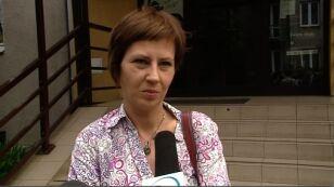Aktorka po wizycie na komisariacie