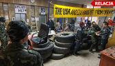 Separatyści zajęli Radę Miejską w Doniecku. Jaceniuk: Rosja eksportuje terroryzm