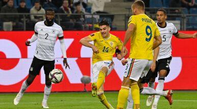 Genialny gol Hagiego ozdobą piątkowych meczów. Rumunia postraszyła Niemców