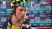 Roglić po zwycięstwie w wyścigu Mediolan – Turyn