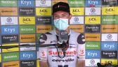 Hirschi po wygraniu 12. etapu Tour de France