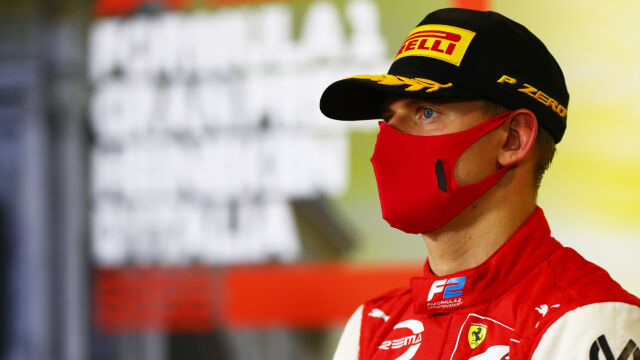"""Syn Schumachera zamiast Kubicy w bolidzie Alfy? """"To doskonałe połączenie"""""""