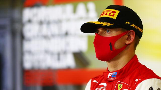 Szykuje się debiut Micka Schumachera w Formule 1
