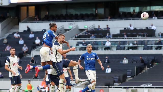 Everton zaskoczył Tottenham. Grosicki nie podniósł się z ławki