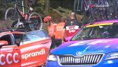 Zakarin wycofał się na 12. etapie Tour de France