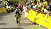 Problemy Bernala na 13. etapie Tour de France. Kolumbijczyk spadł na 3. miejsce w generalce