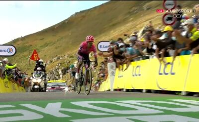 Najważniejsze momenty 13. etapu Tour de France