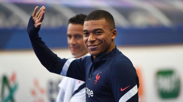Transfery: Mbappe zapowiedział odejście z PSG