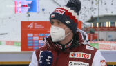 Sobczyk po sobotnim konkursie w Klingenthal