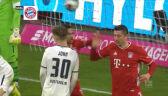 Gol Roberta Lewandowskiego w meczu Bayern - Hoffenheim