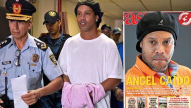 Ronaldinho obchodzi czterdzieste urodziny.