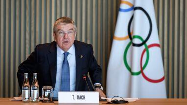 Szef MKOl zapewnia: będziemy działać w interesie sportowców