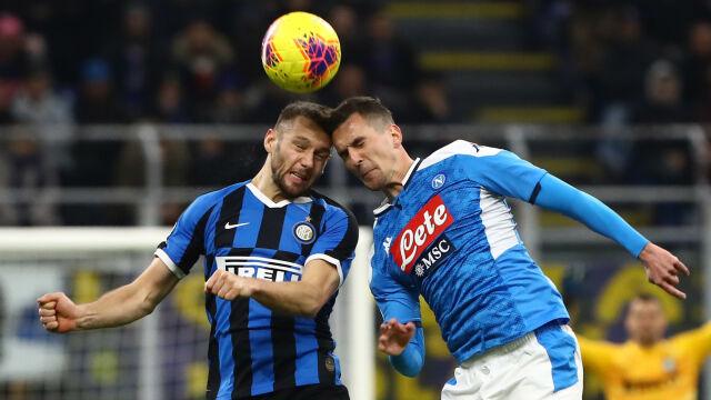 """Serie A może wznowić rozgrywki w maju. """"Jeśli nie, zmienimy ich format"""""""