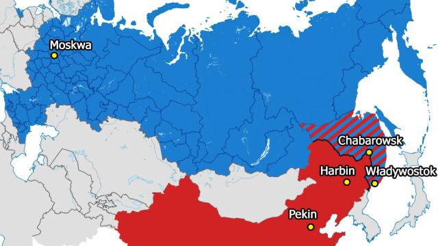 Rosja podbiła Krym, a kiedy straci Syberię? Chińska lekcja historii