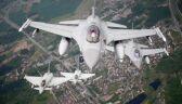 Baltic Air Policing w praktyce. Patrol NATO nad Litwą