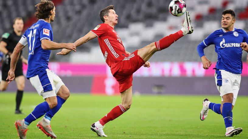 Mistrzowska forma Bayernu. Osiem goli na inaugurację Bundesligi