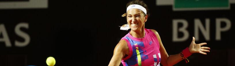 """Azarenka gra jak z nut. Triumfatorka Australian Open """"odjechała na rowerku"""""""