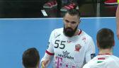 Skrót meczu Nantes - Veszprem w 1. kolejce Ligi Mistrzów w piłce ręcznej