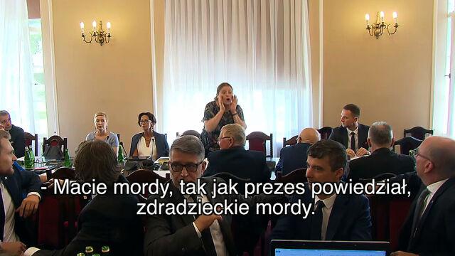 """""""Zamknijcie mordy"""". Posłanka Pawłowicz do opozycji"""
