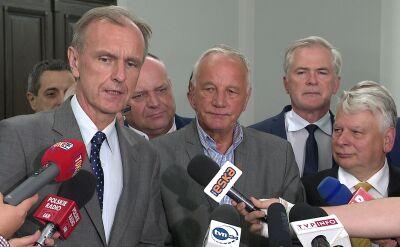 Klich: Senat dyskutował o ustawie ponad 15 godzin