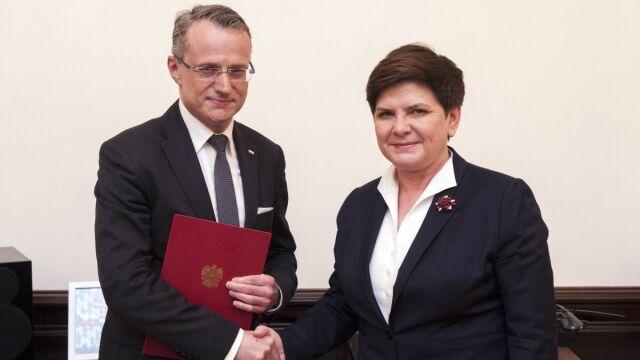 Marek Magierowski wiceministrem spraw zagranicznych