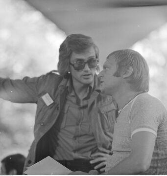 XVI Międzynarodowy Festiwal Piosenki w Sopocie, 1976 rok, Zbigniew Wodecki i Jerzy Gruza