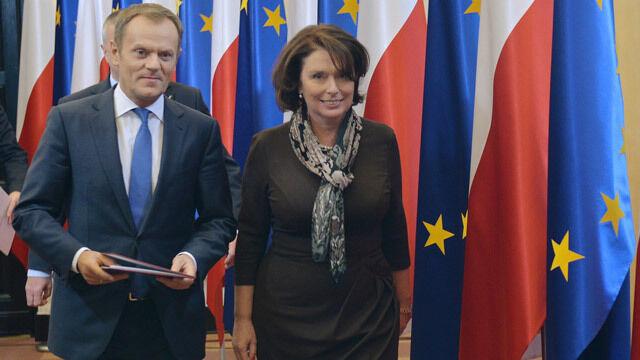 """""""Paprotką nie będę"""". Kidawa-Błońska o funkcji rzecznika rządu"""