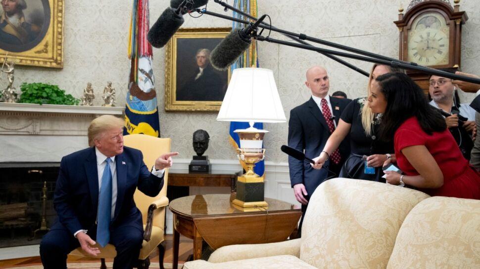 Trump: Afganistan mógłby zostać zmieciony z powierzchni ziemi. Kabul oczekuje wyjaśnień