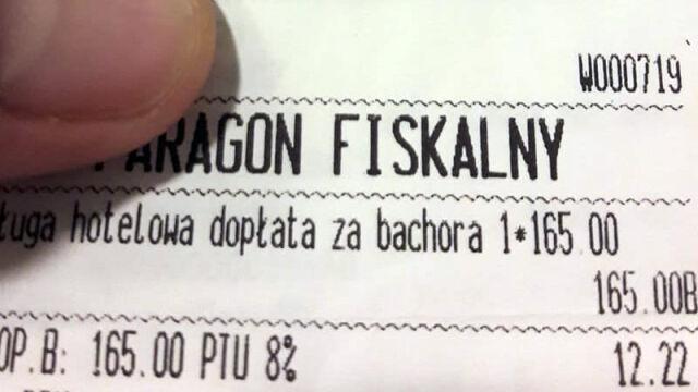 """""""Dopłata za bachora"""" 165 złotych. Hotel przeprasza"""