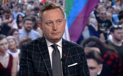 """""""Byłem przerażony opowieściami osób, które brały udział w marszu w Białymstoku"""""""