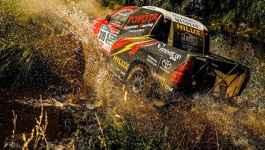 Dakar odkrył nową trasę. 3 kraje, 9 000 km
