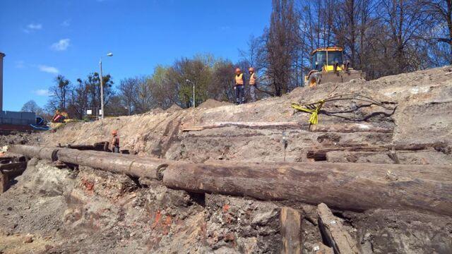 Dawny system wodociągowy odkryto w Gdańsku
