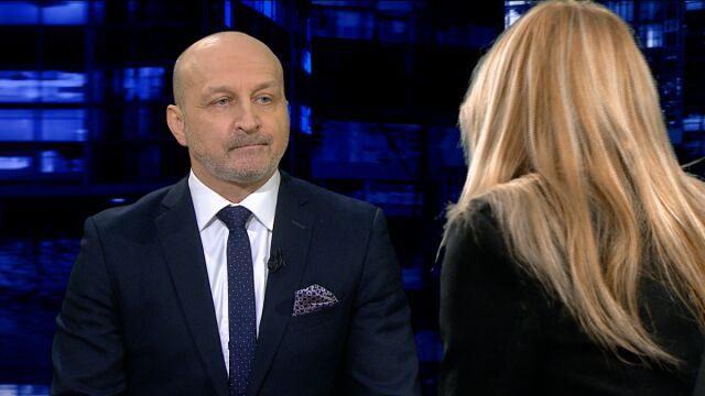"""Kazimierz Marcinkiewicz był gościem """"Kropki nad i"""""""