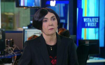 Barbara Piwnik w TVN24 o zmianach w KRS