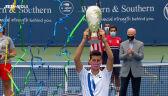 Djoković wygrał turniej Western & Southern Open