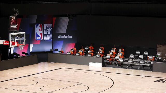 Koszykarze NBA kończą bojkot i wrócą do gry