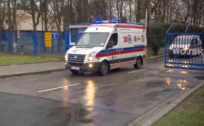 Wojskowym samolotem wróciły do Polski. Dwie osoby najciężej ranne w Tunezji