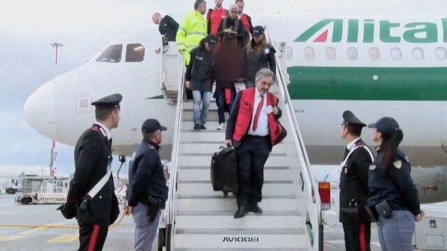 Wywieziony do Syrii chłopiec po pięciu latach wrócił do domu we Włoszech