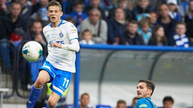 Selekcjoner pominął go w kadrze na Euro, znalazł się w jedenastce sezonu
