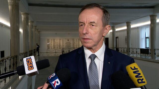 Tomasz Grodzki o swojej kandydaturze na marszałka Senatu