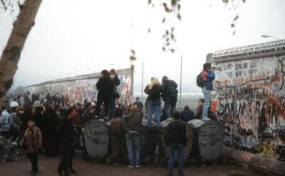 Watykan nie był przygotowany na upadek muru berlińskiego