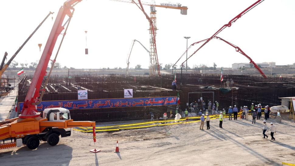 Ruszyła budowa drugiego reaktora. Rosyjski gigant pomaga Irańczykom