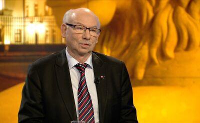 Lewandowski: Kidawę-Błońską trzeba chronić od bieżącej polityki jak rezerwy złota