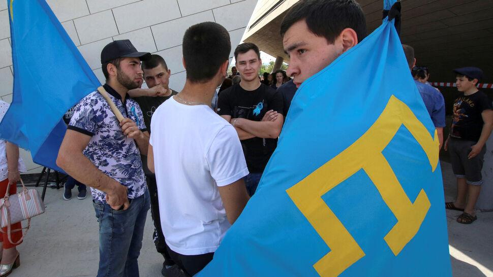 """""""Federacja Rosyjska uzupełnia ludność na okupowanym Krymie"""""""