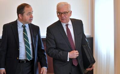 Zmiany w Ministerstwie Spraw Zagranicznych. Nowy rząd Mateusza Morawieckiego