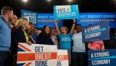 Johnson w fabryce chipsów. Przekonuje Szkotów do głosowania na Partię Konserwatywną