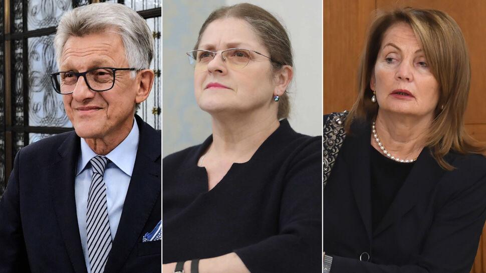 Piotrowicz, Pawłowicz i Chojna-Duch kandydatami do Trybunału Konstytucyjnego