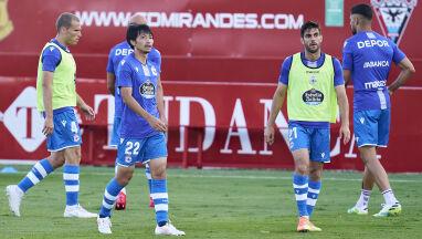 Koronawirus u rywali. Mecz o przyszłość Deportivo La Coruna przełożony