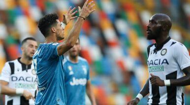 Juventus mógł przypieczętować tytuł. Prowadził, ale przegrał w doliczonym czasie