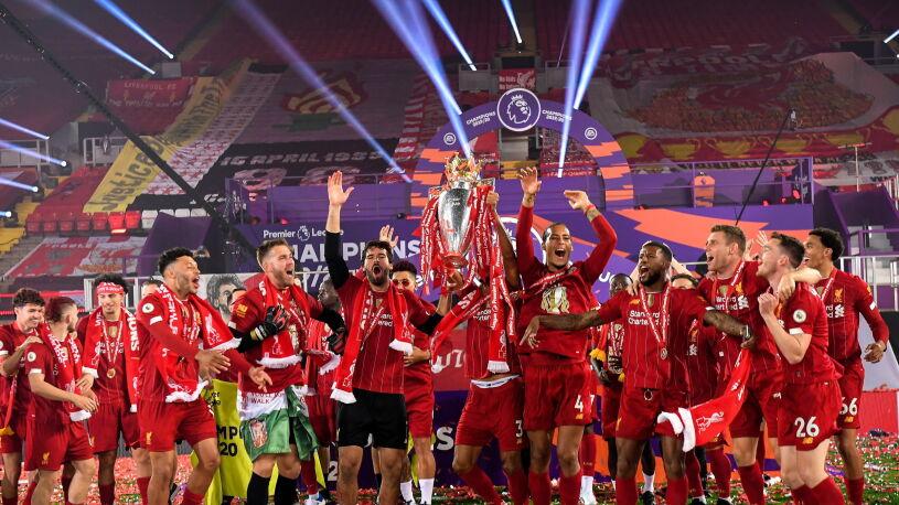 175 milionów funtów dla Liverpoolu za mistrzostwo
